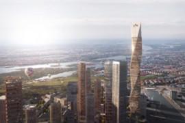 Moderaterna föreslår ny stadsdel på Loudden