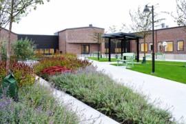Rättspsykiatriskt Centrum i Trelleborg blev Årets Bygge