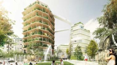 Lokalt engagemang och globala landmärken i Paris