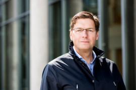 Svante Hagman blir ordförande för Sveriges Byggindustrier