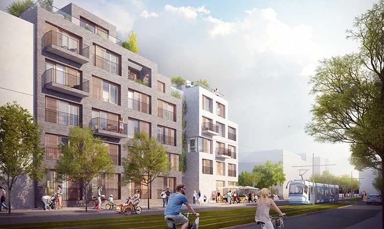 Elva hållbara stadsprojekt får miljonstöd