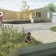 Flytande trähus blev vinnare i arkitekttävling