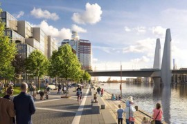 Internationellt forskningsprojekt för framtidens Göteborg