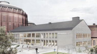 Projektengagemang miljöanpassar skola i Norra Djurgårdsstaden