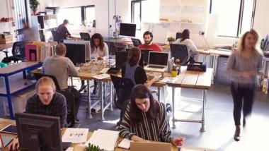 Nytt projekt undersöker återanvändning av kontorsmaterial