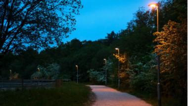 Ny belysningsanläggning i Malmö ska ge trygg miljö