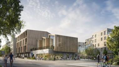 Dreem Arkitekter vinner markanvisningstävling i Rosendal