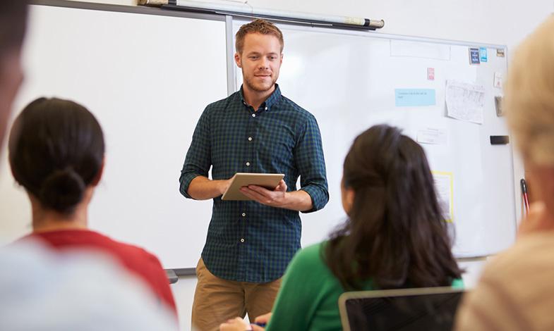 Utbildning av yrkeslärare får fortsatt stöd