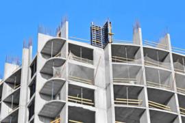 Halverad klimatpåverkan med mer miljövänlig betong