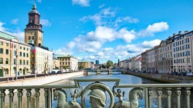 Luft- och vattenkvaliteten i Göteborg ska förbättras med IoT