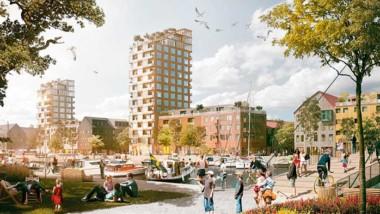 Gammal industrihamn blir ny mötesplats i skärgården
