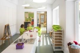 NCC bygger fem förskolor i Västerås