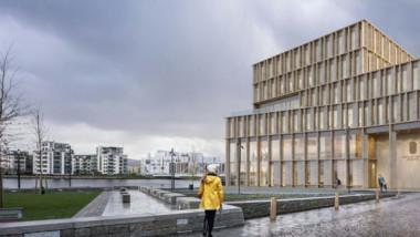 FOJAB ritar ny byggnad för Göta Hovrätt