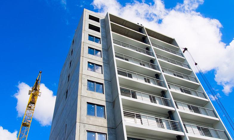 Ökade krav för byggmaterial