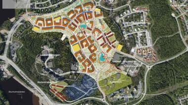 Byggstart i höst för Luleås nya stadsdel