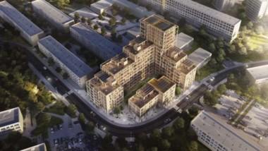 Tävlingen för ett av Sundbybergs nya centrum avgjord