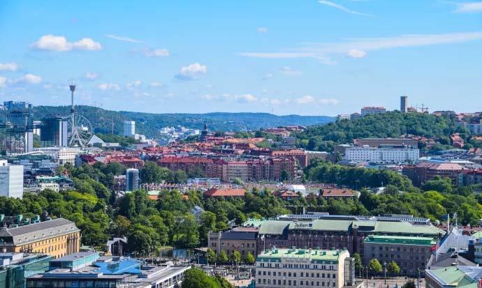 Göteborg deltar i EU-projekt för hållbara stadslösningar