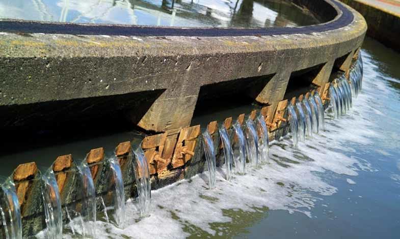 Sveriges första fullskaliga rening av läkemedelsrester i avloppsvatten