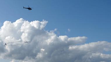 Flygmätningar ska hitta nya grundvattentillgångar