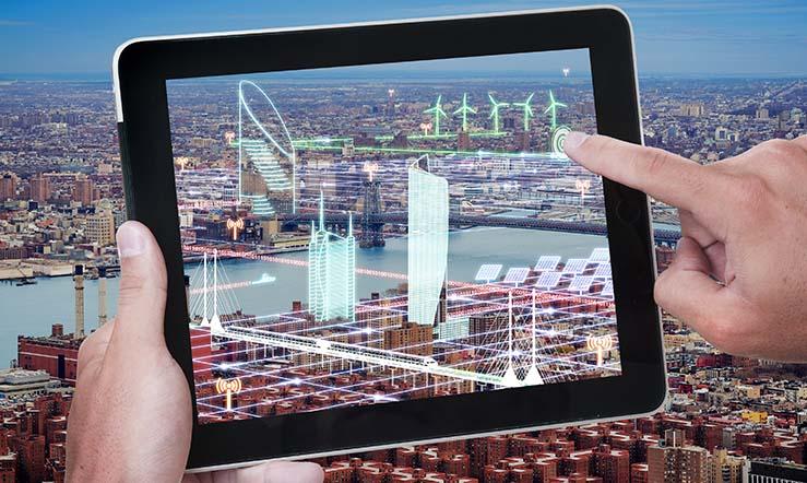 Virtuell verklighet effektiviserar byggprojekt