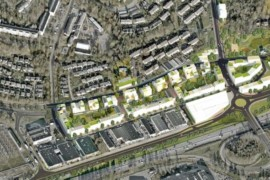 Sex byggaktörer tilldelas markanvisning i Fokus Skärholmen