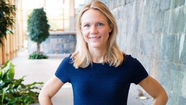 Maria Brogren blir hållbarhetschef på WSP