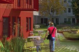 Wästbygg börjar uppföra Svanenmärkta bostadshus