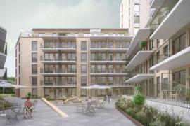 Riksbyggen testar ny hyrköpsmodell för unga som vill köpa bostad