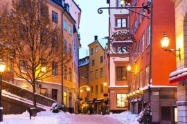Nu lyfts Gamla stan ur medeltiden