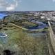 Våtängsområde blir stadspark genom klimatprojekt
