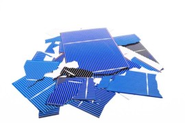 Ny standard för hantering av uttjänta solpaneler