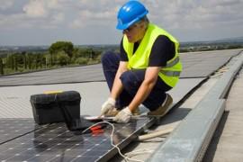 Hur får vi en elsäkerhetsriktig solelsrevolution?