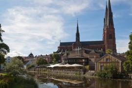 Uppsala är årets folkhälsokommun