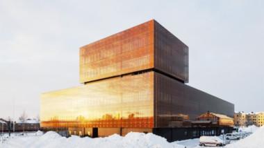 Glaspriset 2018 till kontorsbyggnad i Umeå