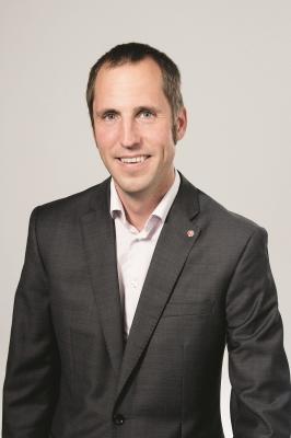 Erik Pelling (S), kommunalråd i Uppsala.